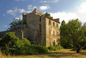 Neglect farmhouse — Stock Photo