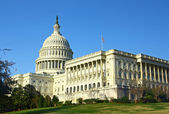 The US Capitol — Stock Photo