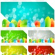 Royalty-Free Stock Imagen vectorial: Abstract vector background