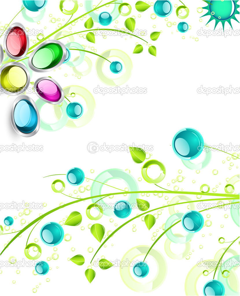 Vector abstract illustration for your design project — Stock Vector #5664015