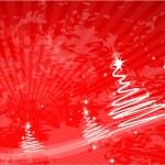 Vector Christmas background — Stock Vector #5987427