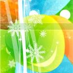 Vector Christmas background — Stock Vector #5987791