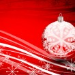 Royalty-Free Stock ベクターイメージ: Christmas vector abstract background
