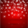 Christmas vector abstract background — Imagens vectoriais em stock