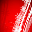 Christmas vector abstract background — Vettoriali Stock