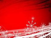 Kerst vector abstracte achtergrond — Stockvector