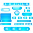Royalty-Free Stock Vector Image: Web design buttons