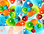 Abstract colorful background — Stockvektor
