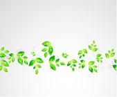 Thème environnement abstrait — Vecteur