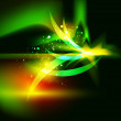 Glowing shiny abstract background - Imagens vectoriais em stock