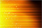 Orange light background — Stock Vector