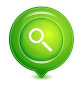 ícone de ponteiro de localização de vetor — Vetor de Stock