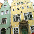 Riga - capital of Latvia. Old Town - Stock Photo