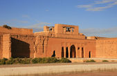 Palais el-Badi in Marrakech — Stock Photo