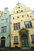 Riga - capital of Latvia. Old Town — Stock Photo