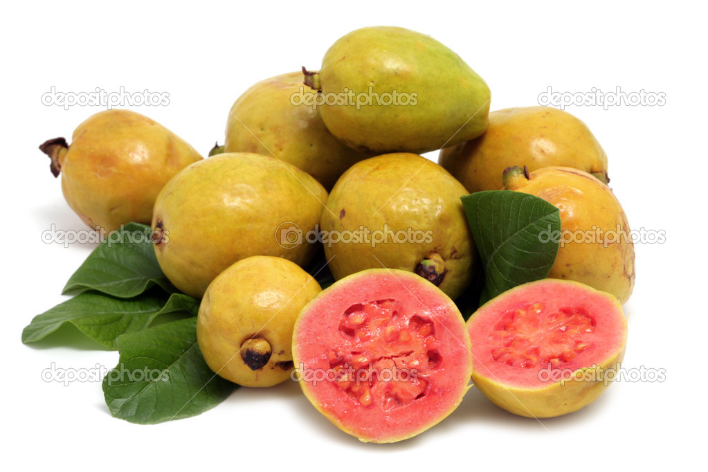 fruit decorations guayaba fruit