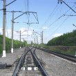 Stock Photo: Railway