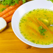 Broth — Stock Photo