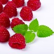 Raspberry (Rubus idaeus) — Stock Photo