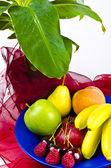 Fruit bowls — Stock Photo