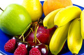 Fruit bowls — Stock Photo