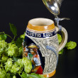 Beer mug — Stock Photo