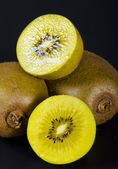 Kiwi dorado — Foto de Stock