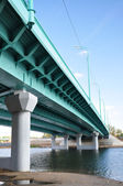 New bridge. — Stock Photo