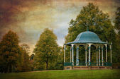 Victorian bandstand — Stock Photo
