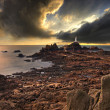Stock Photo: LCorbiere lighthouse