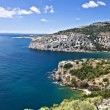 Stock Photo: Greek coast