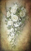 Vintage look bouquet — Stock Photo