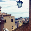 View of the Siena, Italy - Lizenzfreies Foto