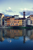 Center of Florence — Stock Photo