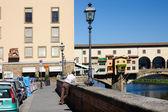 Golden Bridge in Florence — Stock Photo