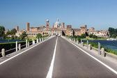 Mantua. Italy — Stock Photo