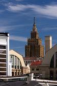 Riga. Latvia — Stock Photo