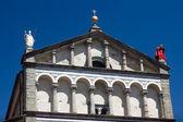 Pistoia. The Duomo (Cathedral) — Stock Photo