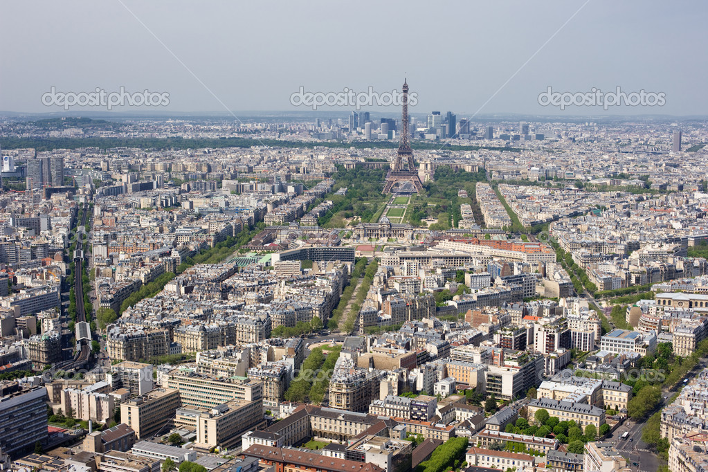 Eiffel Tower. France — Stock Photo #5494350