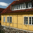 Danish house — Stock Photo