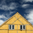 Royalty-Free Stock Photo: Danish house