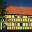 Stock Photo: Danish house