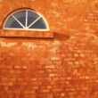 House brick wall - Stock Photo