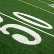 Football Field — Stock Photo #6104523
