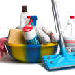 Spring cleaning - Stock Photo