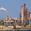 Petrochemical industry — Stockfoto
