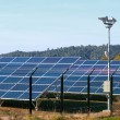 Photovoltaic power plant — Stock Photo #5656655