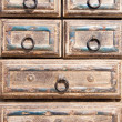 Handiwork drawer — Stock Photo