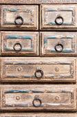 Handiwork drawer — Stock Photo