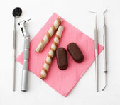 Healthy teeth concept — Stock Photo